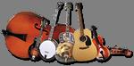 Koncert lektorů 23. bluegrassové dílny a skupiny Sunny Side