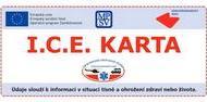 I.C.E. karta neboli Seniorská obálka se zabydluje i u nás
