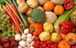 Prodej jablek, zeleniny a brambor